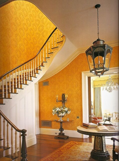 Traditional Foyer Uk : Images about yellow and citrine design inspiration