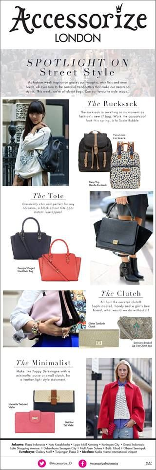 Bags of style! Get inspired with Accessorize new collection