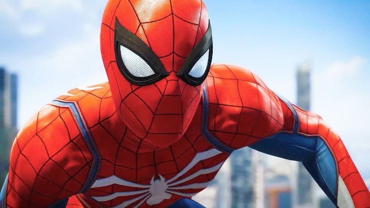 SPIDERMAN PS4 Gameplay Trailer (E3 2017)