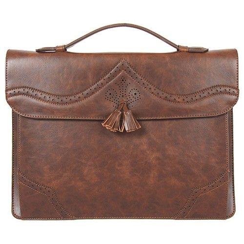 Tassle Clutch Bags for Men Tote Bag Messenger Bag KTZ 004