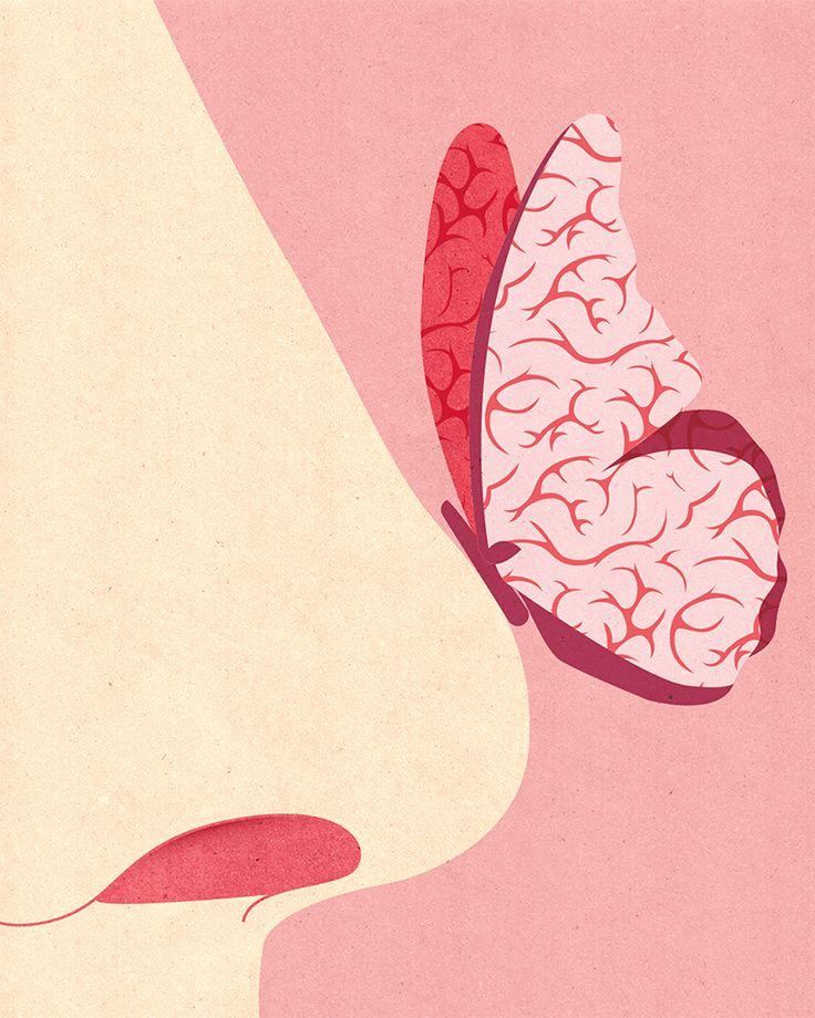Kotryna Zukauskaite Stanford Medicine Magazine What Yogis Know http://joaniebrep.com/kotryna-zukauskaite-74/ #illustration #memory