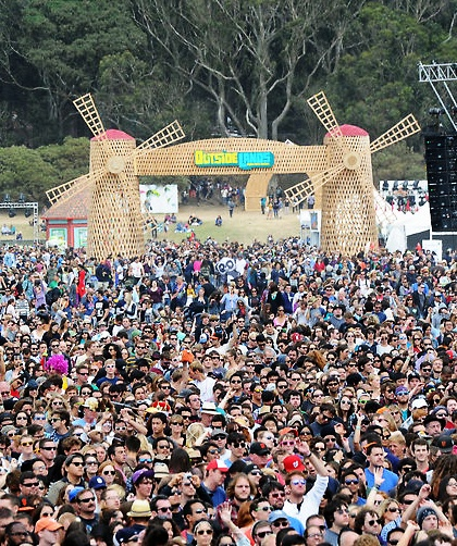 Get Amped, S.F.! The Outside Lands Festival Lineup Is Out