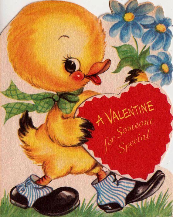 61 best Vintage valentines images on Pinterest  Vintage images