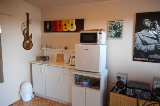 Kitchenette - Onetangi apartment