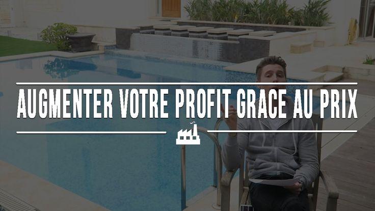 Comment augmenter votre profit grâce au prix ? Théophile Eliet  + formation gratuite 1 heure blogging http://formation.bloginfluent.fr/formation-offerte?affiliate_id=541418  #formation #blogging #marketing #webmarketing