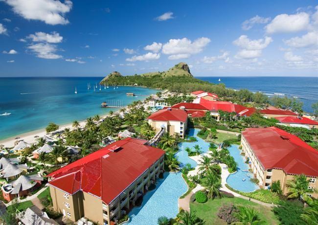 Hotel Deal Checker - Sandals Grande St Lucian Spa & Beach Resort Gros Islet