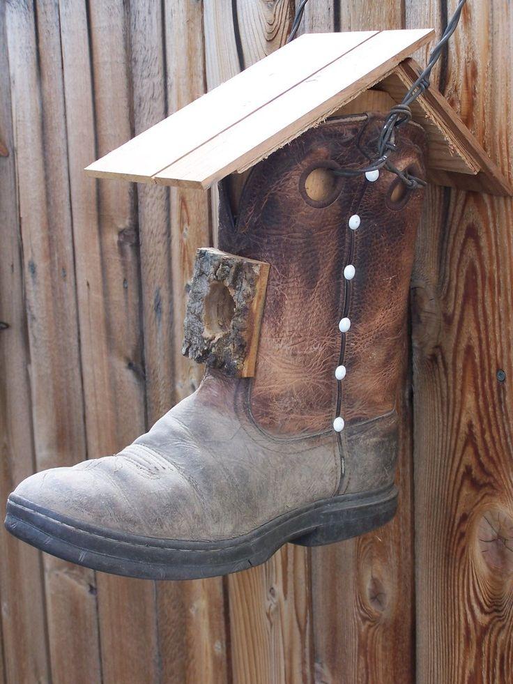 Cowboy Boot Christmas Stocking