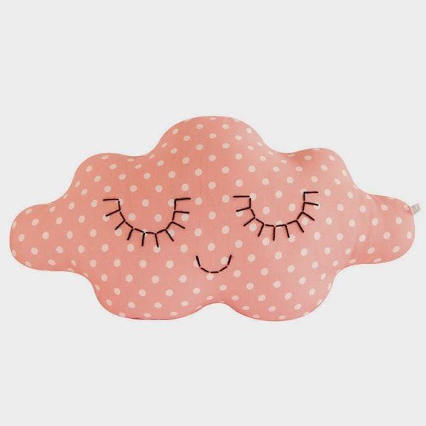 DIY Cojín con forma de nube   Aprender manualidades es facilisimo.com