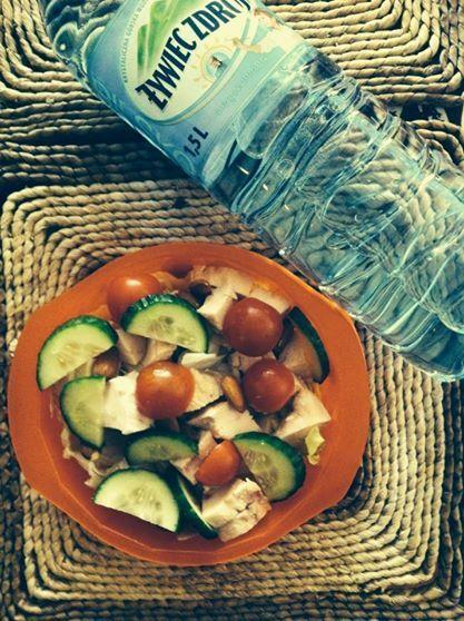 lunch w pracy