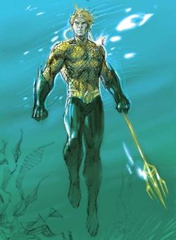 Aquaman King of Atlantis - What a babe ;)