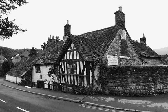 The Ancient Ram Inn, located in Gloucestershire, England is a hot spot for paranormal activity. Murder, Satanism and child sacrifice have taken place within its dimly lit interior. The Entire Story: http://www.smashinglists.com/10-most-haunted-places-in-the-world/