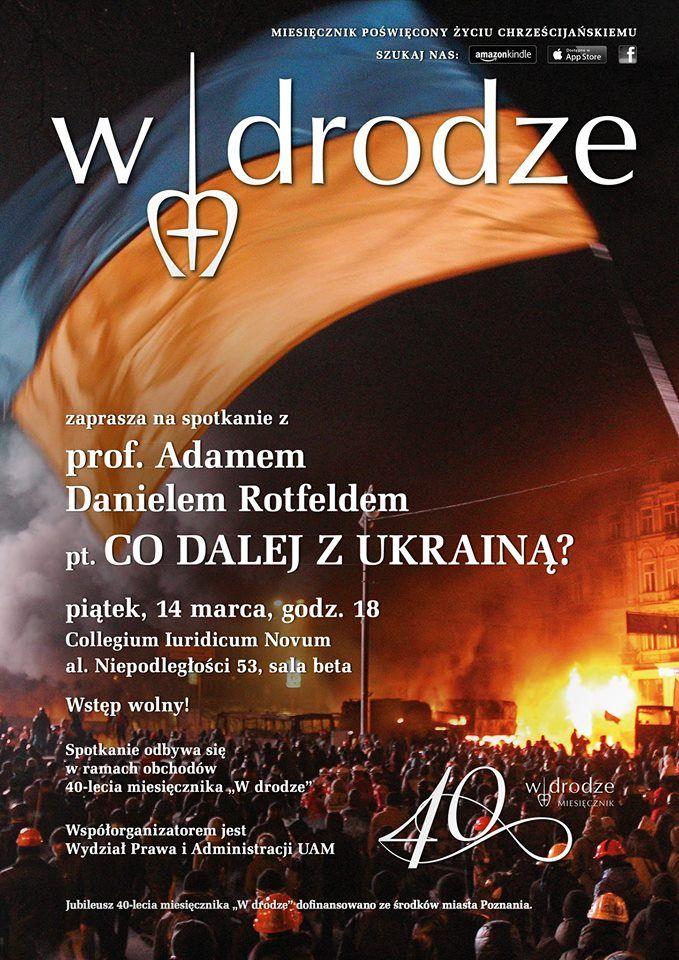 #Ukraina. Prof. Adam Daniel #Rotfeld o sytuacji na Ukrainie