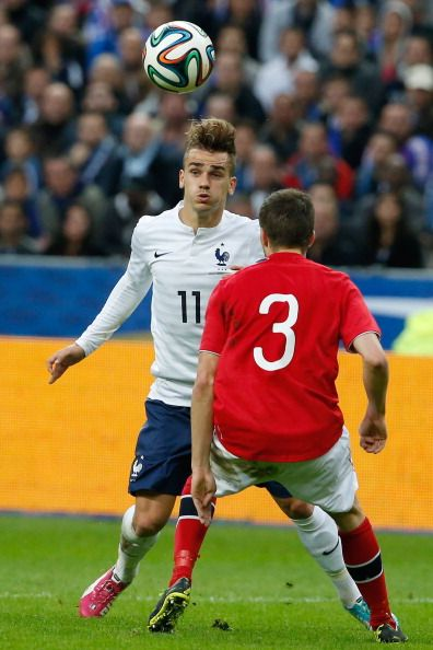 Antoine Griezmann on the France National Team