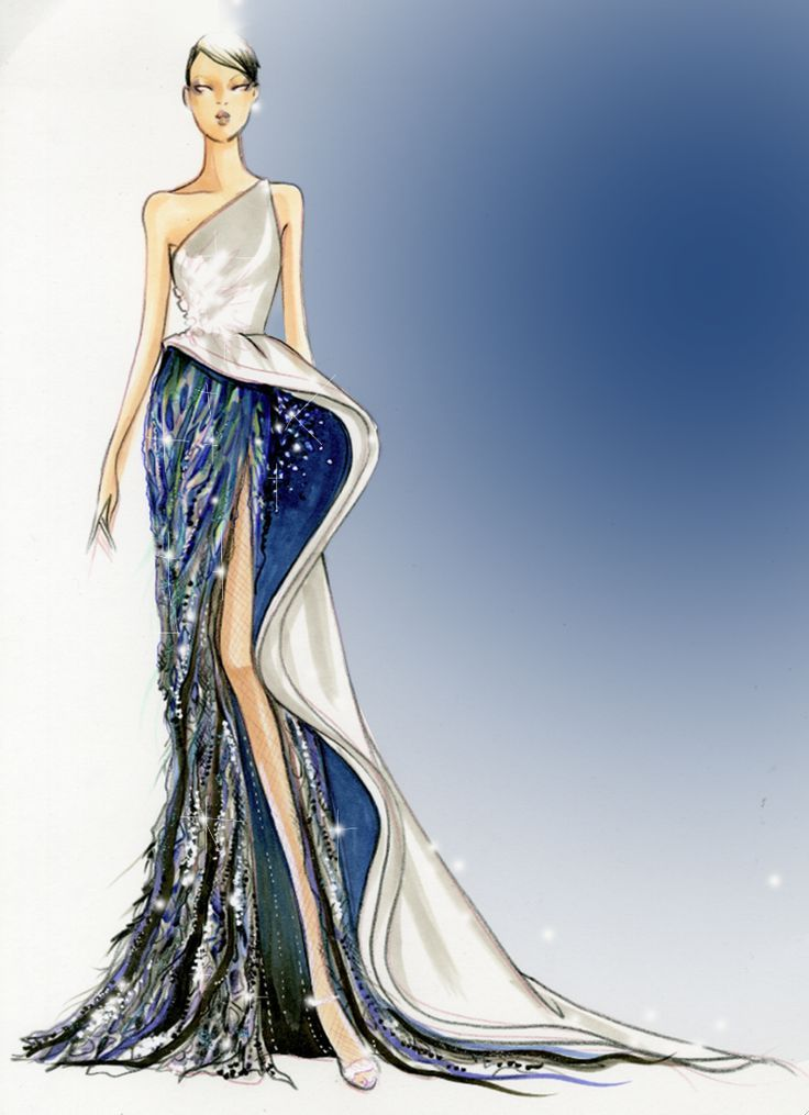 cool Design & Illustration by Paul Keng... by http://www.polyvorebydana.us/fashion-sketches/design-illustration-by-paul-keng/