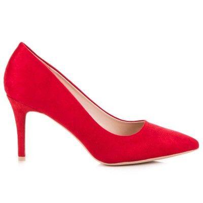 #redheels