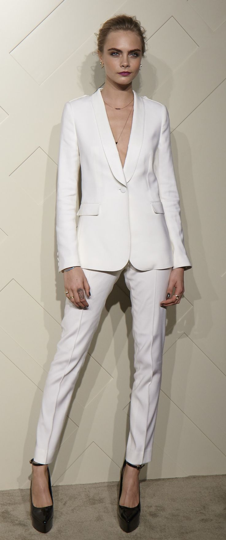 17 best ideas about white pantsuit bianca jagger stylish female suits for work