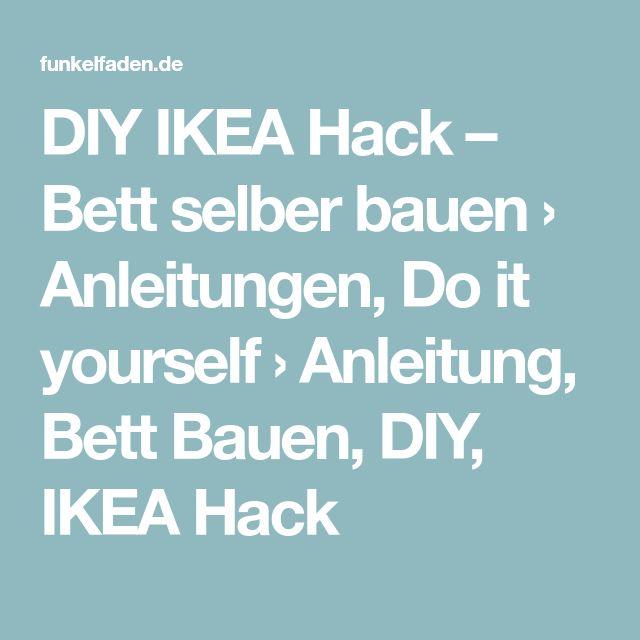 Die besten 25+ Do it yourself ikea Ideen auf Pinterest kreative - ikea küche anleitung