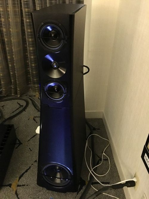 YG Acoustics Sonja 1.2 speakers