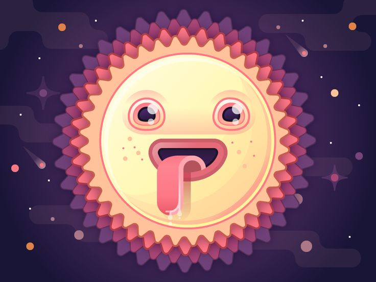 Drooling Sunny Dude by Fabricio Rosa Marques