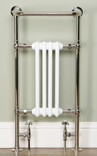 Cloakroom Heated Towel Radiator