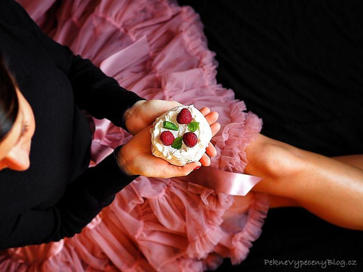 Pavlova – dort pro baletku