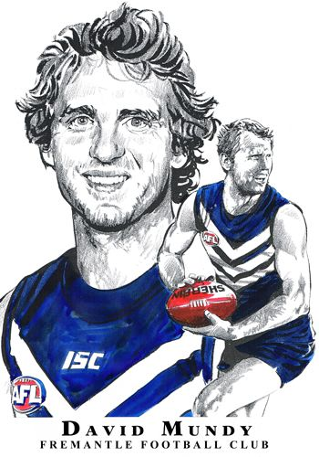 DAVID MUNDY - more players on my AUSSIE RULES FOOTY- AFL / VFL board