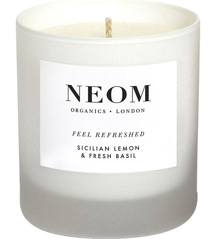NEOM LUXURY ORGANICS Feel refreshed standard candle