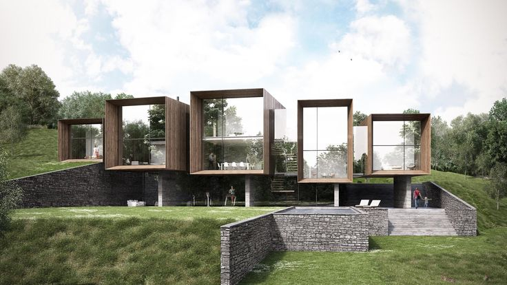Singer's House by AR Design Studio
