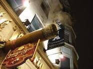 Stanza dei sigari.  North End, Boston, MA