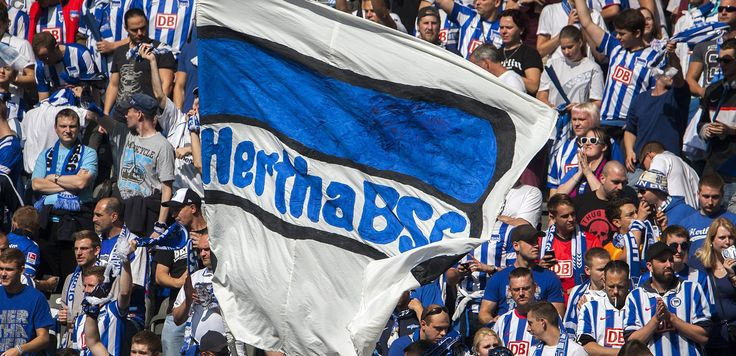 @Hertha flaggen #9ine