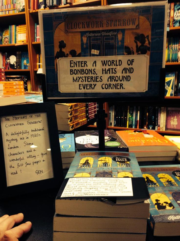 Waterstones Chester - thanks @yayeahyeah!