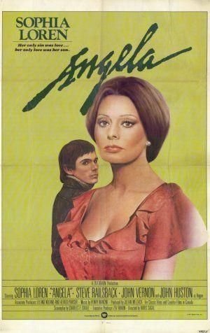 Ángela: película dirigida por Boris Sagal de 1978 y protagonizada por Sophia Loren. Una mujer madura entabla una relación amorosa con un joven mientras que la sombra del incesto planea sobre ellos.