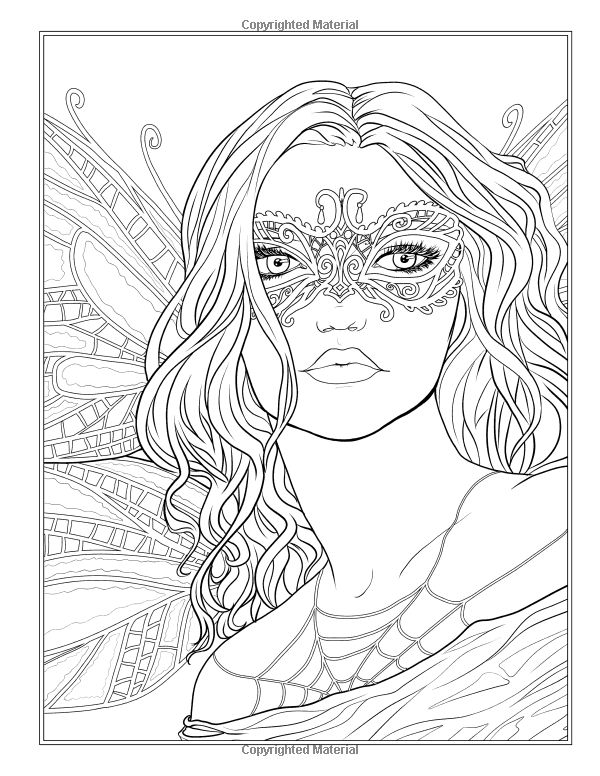 716 best coloring pages to print fantasy images on
