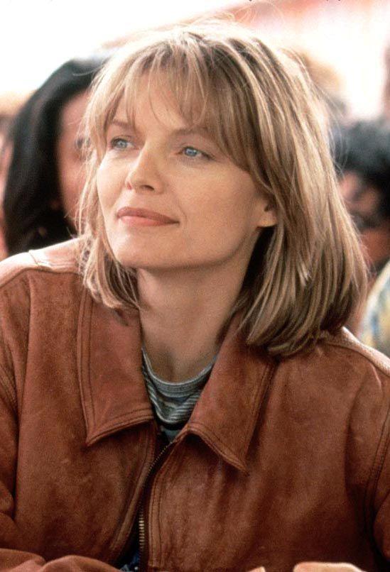 """Michelle Pfeiffer in """"Dangerous Minds""""."""