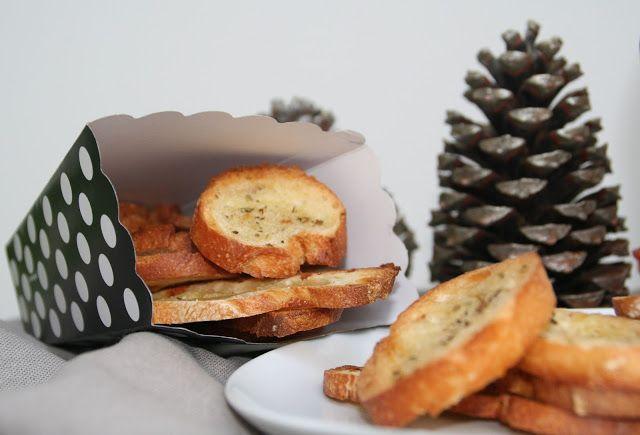 Brot-Chips selbst machen