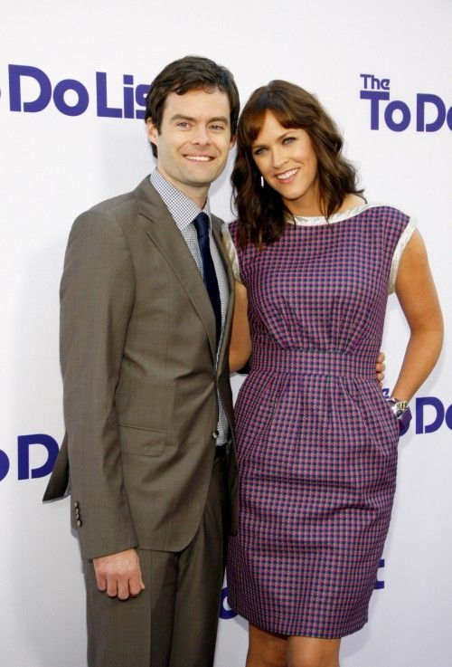 Bill Hader & Wife Welcome Third Child: Hayley
