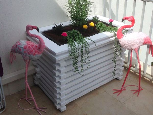 Crush | Les solutions esthétiques pour pompes à chaleur et climatisations #flamingo #madeinfrance