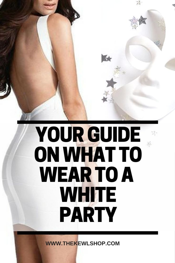 In this guide we cover the variety of options you have when putting together the perfect white party look. From sexy white bandage dresses to chic jumpsuits - plus the dos and don'ts of white party attire to help you get started.
