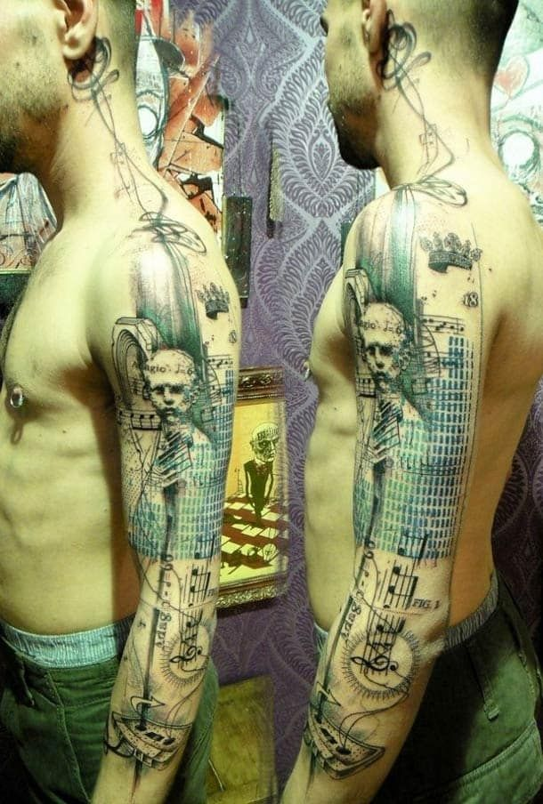 19 Tattoos That Are Works Of Art