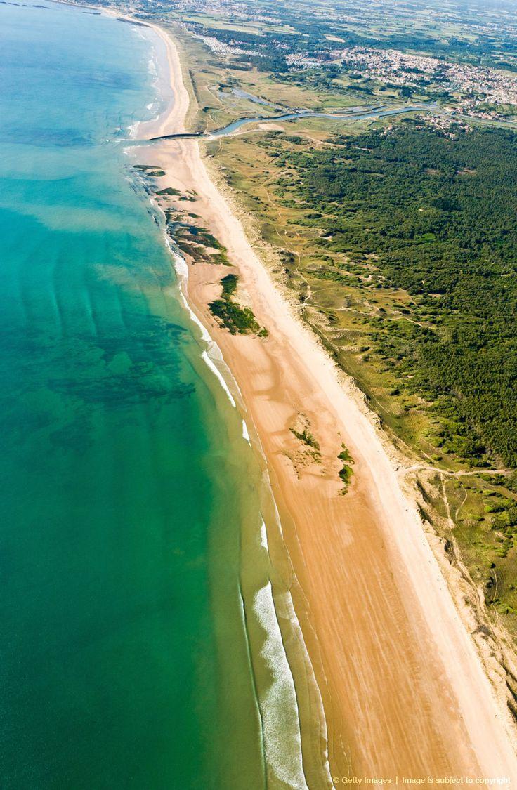 Olonne sur mer, Sauveterre beach  ~ Vendee