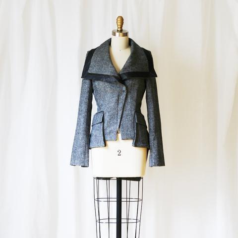 Gar-de Heads or Tails Jacket | Sunday Brunch Dress Shop