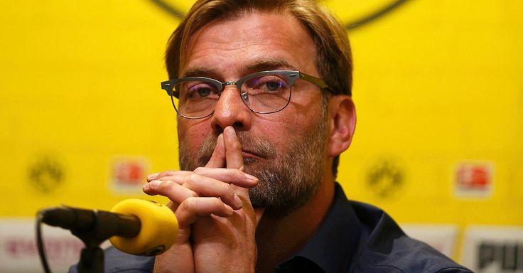 Focus.de - Emotionale BVB-Pressekonferenz: Jürgen Klopp hört zum Saisonende bei Borussia Dortmund auf - Bundesliga