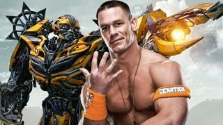 John Cena (WWE wrestler) has just been announced as lead in the upcoming Transformers' spinoff movie about Bumblebee. I'm really curious to hear your thoughts on this. -Melvin #transformers #spinoff #bumblebee #prequel #johncena #wwe #wrestler #wrestle #wrestlemania #transformersthelastknight #thelastknight #transformersg1 #autobots #decepticons