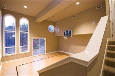 Indoor basketball court amazing home for sale in granite for Indoor basketball court for sale
