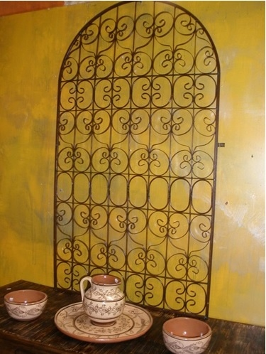 Perfect Rustic Iron Wall Decor Ensign - Wall Art Collections ...