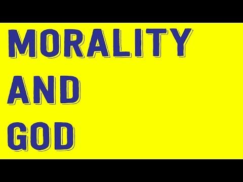 Does Morality come from God? (Euthyphro Dilemma) - Philosophy Tube - YouTube