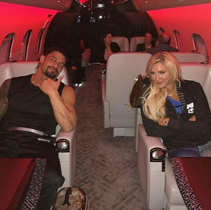 Roman Reigns & Charlotte flying to be on Good Morning America