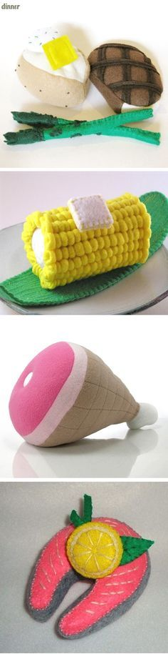 I really want to get into felting.