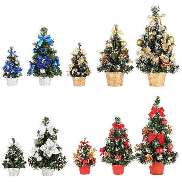 Decor Christmas Gift Table Desk Decor Christmas Tree Decor For Party Festive