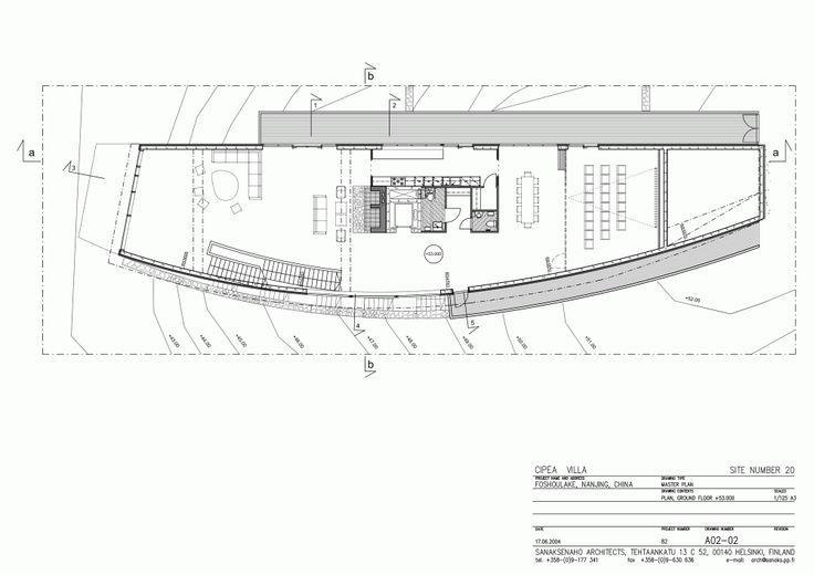 Gallery Of Cipea Villa Sanaksenaho Architects 7